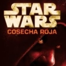 Libros: STAR WARS COSECHA ROJA. Lote 169866316
