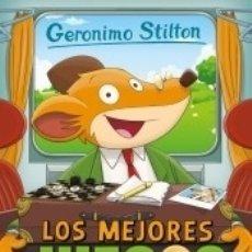 Libros: LOS MEJORES JUEGOS PARA TUS VACACIONES. Lote 170516954