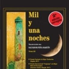 Libros: MIL Y UNA NOCHES TOMO 3. Lote 171326439