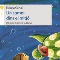 Libros: OMNI DINS DEL MITJO, UN. Lote 171503759