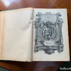 Libros: TOMO DE LA REVISTA LA ILUSTRACION ESPAÑOLA Y AMERICANA 1877. Lote 171524480
