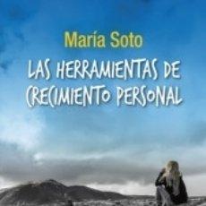 Libros: HERRAMIENTAS DE CRECIMIENTO PERSONAL. Lote 171667648