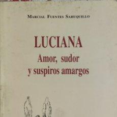 Libros: LUCIANA. Lote 171740387