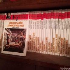 Libros: COLECCION ESPACIO Y TIEMPO DR. JIMENEZ DEL OSO 47 TITULOS. Lote 171777049