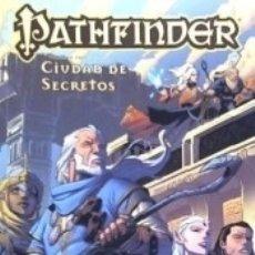 Libros: PATHFINDER VOLUMEN 3: CIUDAD DE SECRETOS.. Lote 171977482