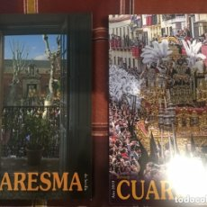 Livros: LOTE REVISTA CUARESMA SEMANA SANTA SEVILLA.. Lote 172161808