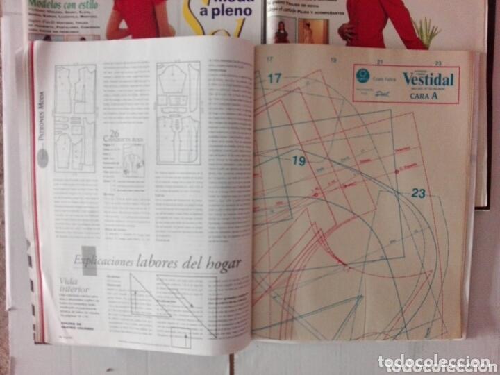 Libros: LOTE TRES REVISTAS VESTIDAL AÑOS 80 - Foto 7 - 172935255