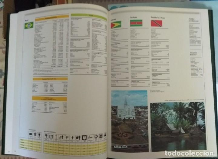 Libros: Gran Atlas Universal Salvat 1980 - Foto 3 - 173908183