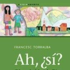 Libros: AH SI ? COMO HABLAR DE DIOS A LOS NIÑOS. Lote 173912500
