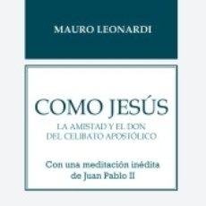 Libros: COMO JESÚS. Lote 173914647