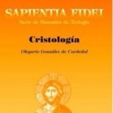 Libros: CRISTOLOGÍA. Lote 173914668
