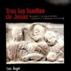 Libros: TRAS LAS HUELLAS DE JESÚS. SEGUIMIENTO Y DISCIPULADO EN JESÚS, LOS EVANGELIOS Y EL EVANGELIO DE. Lote 173914734
