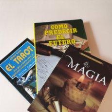 Libros: LOTE LIBROS PEQUEÑOS ESOTÉRICOS. Lote 176475758