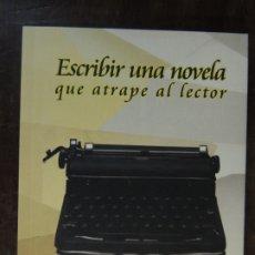 Libros: LIBRO - ESCRIBIR UNA NOVELA - SILVIA ADELA KOHAN - EDITORIAL EL ANDEN EXPRESS. Lote 176851994