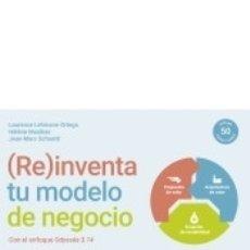 Libros: (RE)INVENTA TU MODELO DE NEGOCIO. Lote 177130437