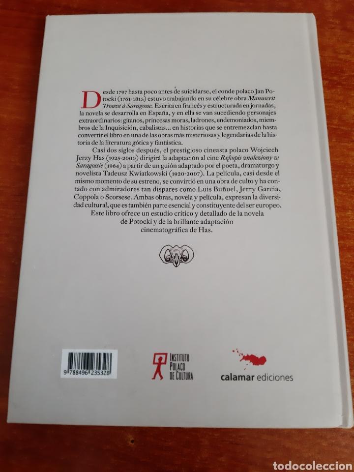 Libros: Libro El Manuscrito Encontrado en Zaragoza (Art. Nuevo) de Jan Potocki - Foto 2 - 178026165
