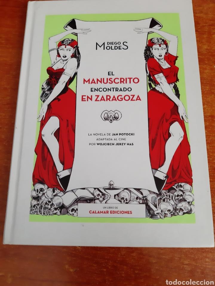 LIBRO EL MANUSCRITO ENCONTRADO EN ZARAGOZA (ART. NUEVO) DE JAN POTOCKI (Libros Nuevos - Ocio - Otros)