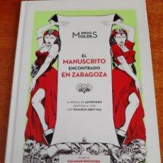 Libros: LIBRO EL MANUSCRITO ENCONTRADO EN ZARAGOZA (ART. NUEVO) DE JAN POTOCKI. Lote 178026165