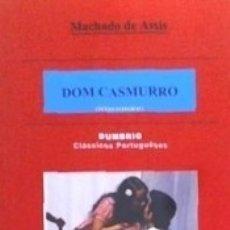 Livros: DOM CASMURRO. Lote 178115484