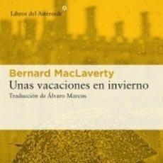 Libros: UNAS VACACIONES EN INVIERNO. Lote 178197322