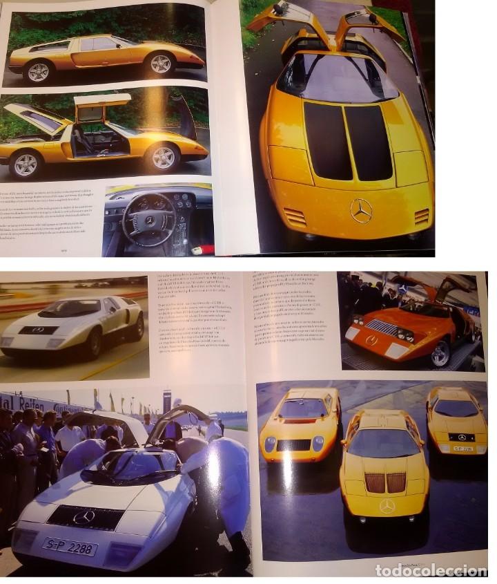 Libros: LIBRO NUEVO ILUSTRADO MERCEDES-BENZ SPORT (casi 800 fotos, 400 pg) - HISTORIA, CARRERAS, F1 y FUTURO - Foto 4 - 178243723