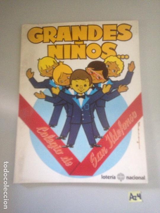 LIBRO GRANDE EL NIÑO COLEGIO DE SAN ILDEFONSO (Libros Nuevos - Ocio - Otros)