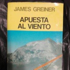 Libros: APUESTA AL VIENTO. Lote 178986573