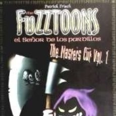 Livros: FUZZTOONS: THE MASTERS CUT (VOL. 1). Lote 179245296