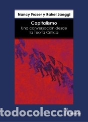 CAPITALISMO. UNA CONVERSACIÓN DESDE LA TEORÍA CRÍTICA (Libros Nuevos - Ocio - Otros)