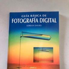 Libros: GUÍA BÁSICA DE FOTOGRAFÍA DIGITAL. Lote 179551378