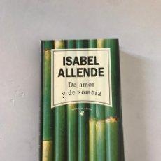 Libros: ISABEL ALLENDE. Lote 179551612