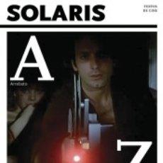 Libros: SOLARIS 1: DE ARREBATO A ZULUETA. Lote 179950626
