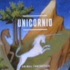Libros: UNICORNIO. Lote 180005527