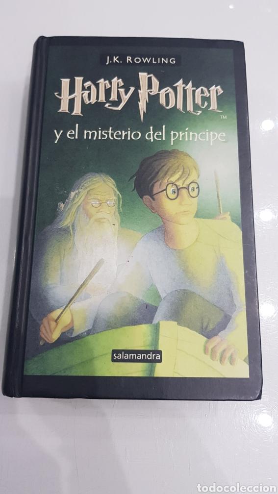 LIBRO HARRY POTTER Y EL MISTERIO DEL PRINCIPE (Libros Nuevos - Ocio - Otros)