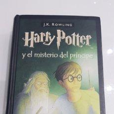 Libros: LIBRO HARRY POTTER Y EL MISTERIO DEL PRINCIPE. Lote 180026917