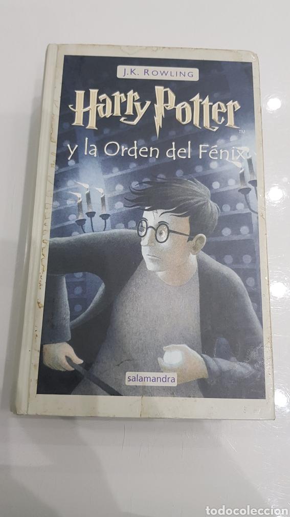 LIBRO HARRY POTTER Y LA ORDEN DEL FENIX (Libros Nuevos - Ocio - Otros)