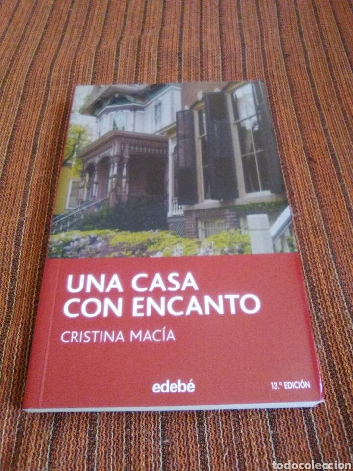 UNA CASA CON ENCANTO ( CRISTINA MACIA ) (Libros Nuevos - Ocio - Otros)
