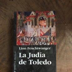 Libros: LA JUDÍA DE TOLEDO. Lote 180344831