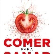 Libros: COMER PARA SANAR. Lote 180860256