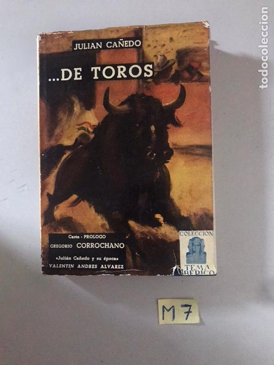 DE TOROS (Libros Nuevos - Ocio - Otros)