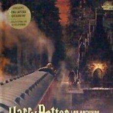 Libros: HARRY POTTER: LOS ARCHIVOS DE LAS PELÍCULAS 02. Lote 181582848