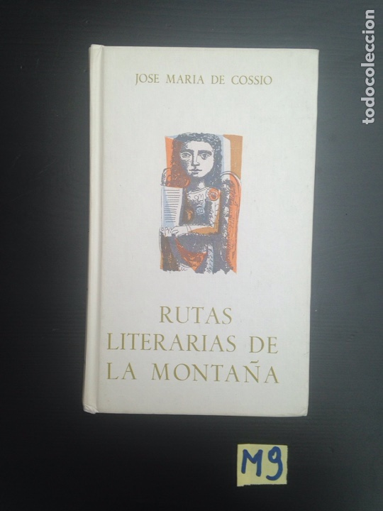 RUTAS LITERARIAS DE LA MONTAÑA (Libros Nuevos - Ocio - Otros)