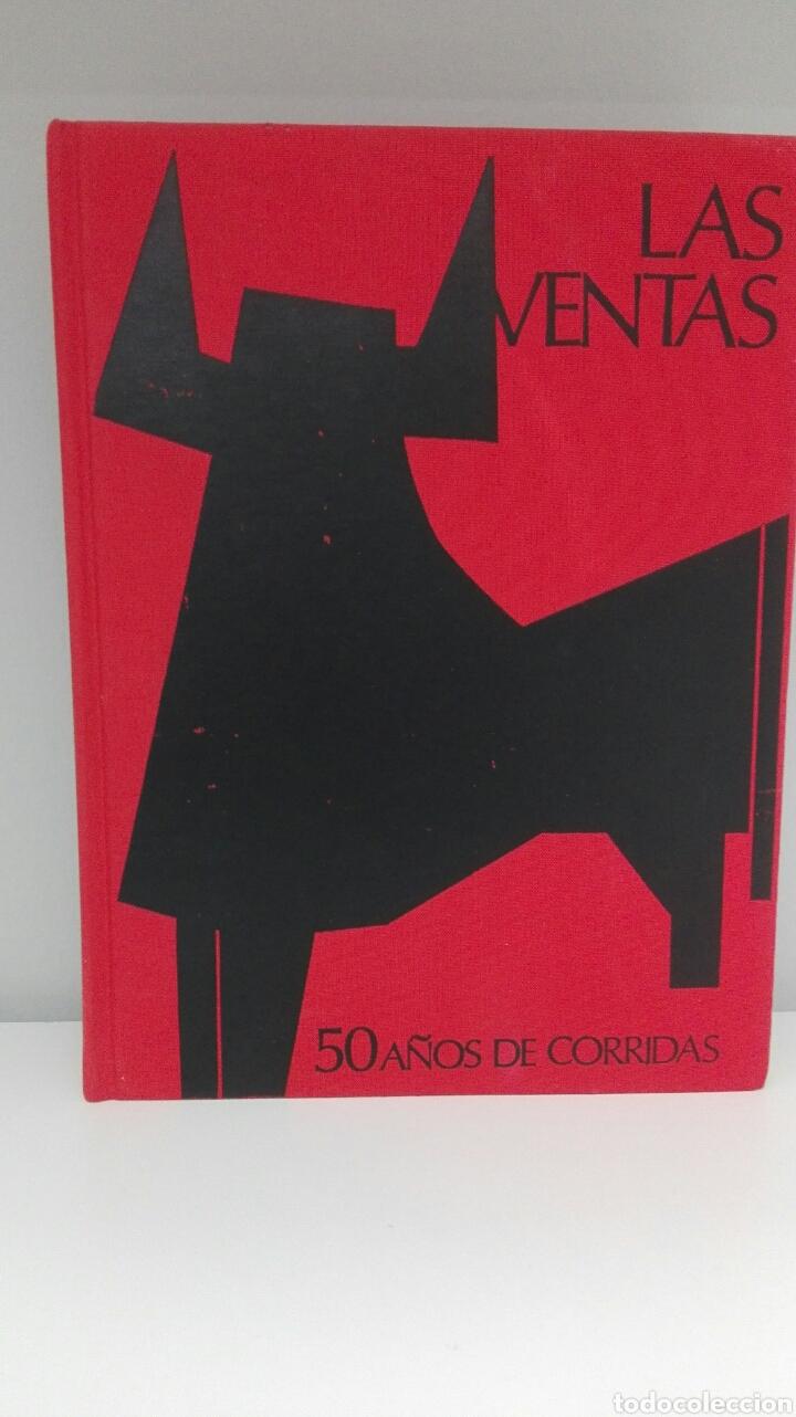 TAUROMAQUIA. LAS VENTAS 50 AÑOS DE CORRIDAS, EDIRADO EN 1981 (Libros Nuevos - Ocio - Otros)