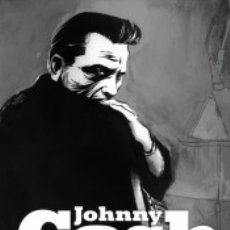 Libros: JOHNNY CASH: I SEE A DARKNESS. Lote 182863353