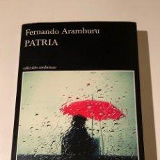 Libros: LIBRO PATRIA. Lote 182904838