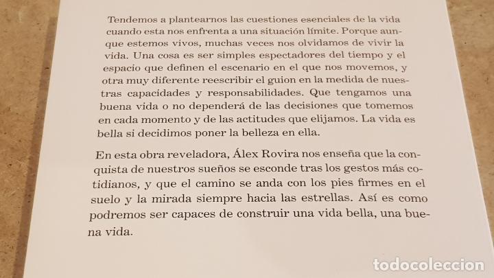 Libros: LA BUENA VIDA / ÁLEX ROVIRA / ED: PLATAFORMA EDITORIAL-2018 / NUEVO. - Foto 2 - 182962132