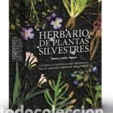 Libros: HERBARIO DE PLANTAS SILVESTRES. Lote 182976172