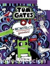 Libros: Tom Gates: ¡Monstruos geniales! - Foto 1 - 182976177