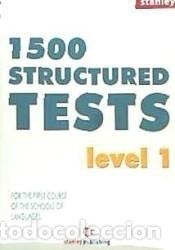 TESTS ESTRUCTURADOS I (Libros Nuevos - Ocio - Otros)