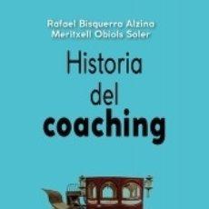 Libros: HISTORIA DEL COACHING. Lote 182976205